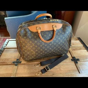 Louis Vuitton Alize 2Poches Suitcase